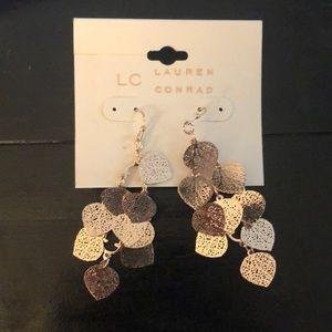 Lauren Conrad earrings